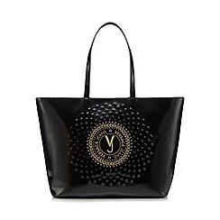 Versace Jeans - Black logo tote bag