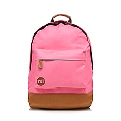 Mi-Pac - Pink classic backpack
