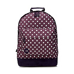 Mi-Pac - Purple all star backpack