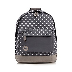 Mi-Pac - Grey star backpack