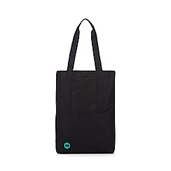 Mi-Pac - Black classic shopper bag