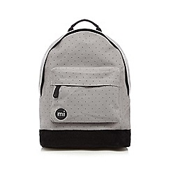 Mi-Pac - Grey spotted backpack
