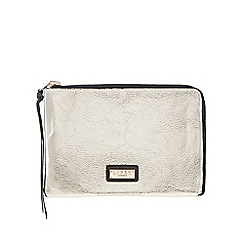 Lipsy - Black reversible clutch bag