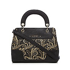 Lipsy - Black 'Lace Lady' grab bag