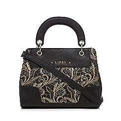 Lipsy - Black 'Lace Lady' grab bag