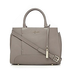 J by Jasper Conran - Grey small grab bag