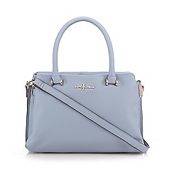 J by Jasper Conran - Light blue small grab bag