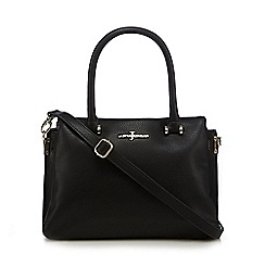 J by Jasper Conran - Black top small grab bag