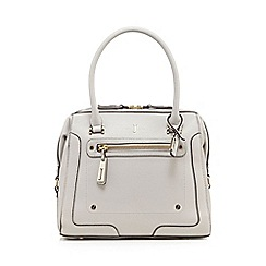 J by Jasper Conran - Grey grained grab bag