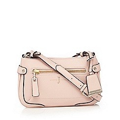 J by Jasper Conran - Light pink cross body bag