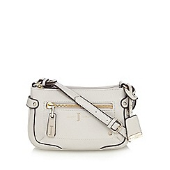 J by Jasper Conran - Grey cross body bag