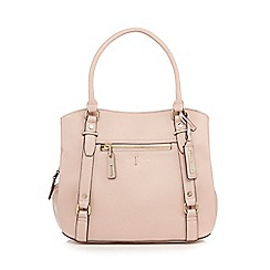 J by Jasper Conran - Light pink three part shoulder bag