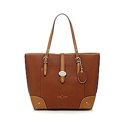 J by Jasper Conran - Tan shopper bag