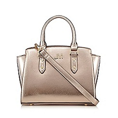 Star by Julien Macdonald - Metallic winged grab bag