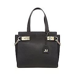 Star by Julien Macdonald - Black double chain tote bag