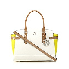 Star by Julien Macdonald - White large winged tote bag