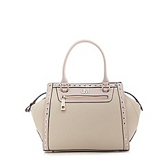 Star by Julien Macdonald - Nude and light pink studded winged grab bag