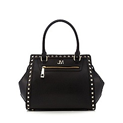 Star by Julien Macdonald - Black studded winged grab bag