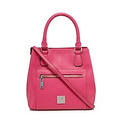 Principles by Ben de Lisi - Bright pink structured grab bag