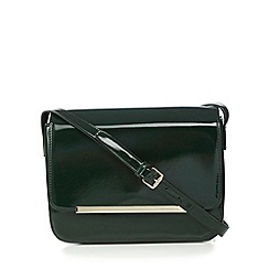 RJR.John Rocha - Green cross-body bag