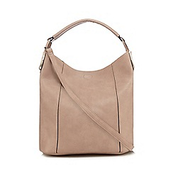 RJR.John Rocha - Light pink large hobo bag