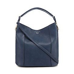 RJR.John Rocha - Navy large shoulder bag