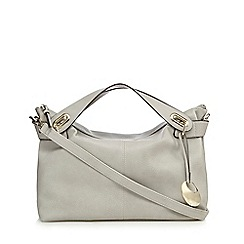 RJR.John Rocha - Grey eyelet grab bag