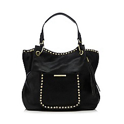 Butterfly by Matthew Williamson - Black studded tote bag