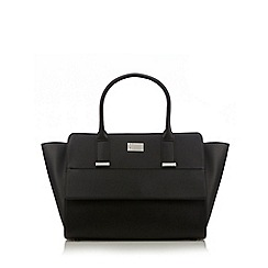 Betty Jackson.Black - Black large winged tote bag