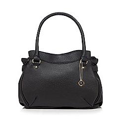 The Collection - Black pebble grain grab bag