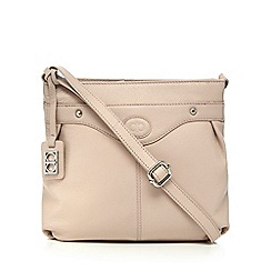 The Collection - Pale pink cross body bag