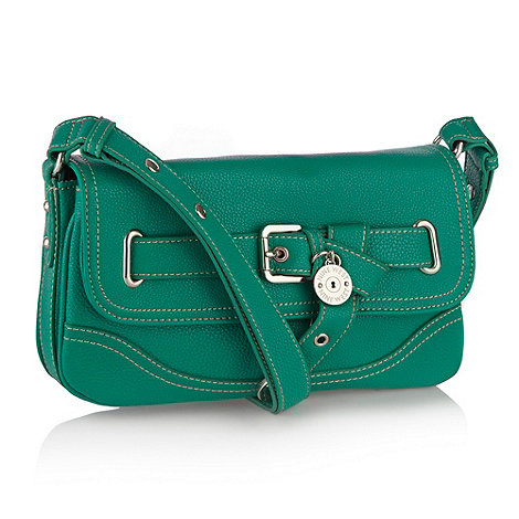 Nine West - Green Knotted Belt Shoulder Bag