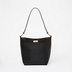 Bailey & Quinn - Black winged tote bag