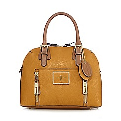 J by Jasper Conran - Tan grained small grab bag