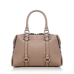 J by Jasper Conran - Light pink buckle detail bowler bag
