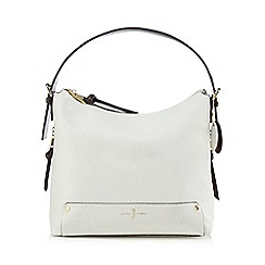 J by Jasper Conran - White shoulder bag