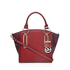 Star by Julien Macdonald - Red long bar small grab bag