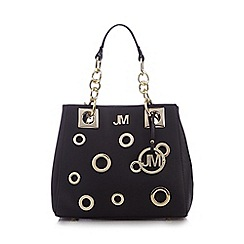 Star by Julien Macdonald - Black cut-out grab bag