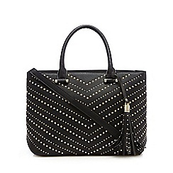 Star by Julien Macdonald - Black studded grab bag