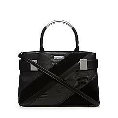 Principles by Ben de Lisi - Black patchwork grab bag