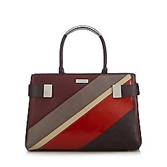 Principles by Ben de Lisi - Dark red colour block grab bag