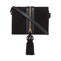 Nine by Savannah Miller - Black 'Nine by Savannah Miller' mini cross body bag
