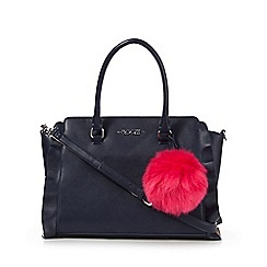Floozie by Frost French - Navy frilled grab bag