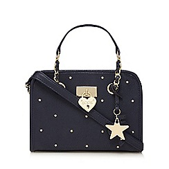 Floozie by Frost French - Navy star studded grab bag