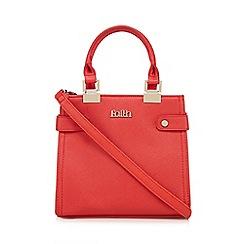 Faith - Red metal mini grab bag