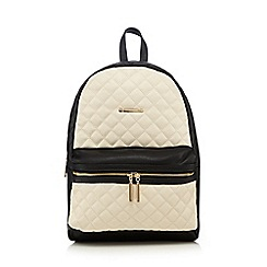 Call It Spring - Cream 'Fajardo' backpack