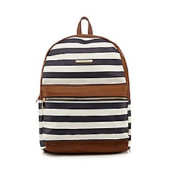 Call It Spring - Tan 'Purdom' backpack
