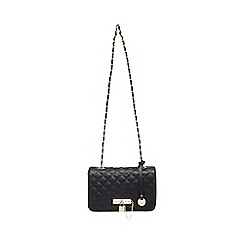 Call It Spring - Black 'Cywiel' cross body bag