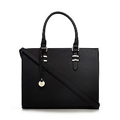 Call It Spring - Black 'Toquerville' large tote bag