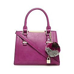 Call It Spring - Dark purple 'Fumone' tote bag
